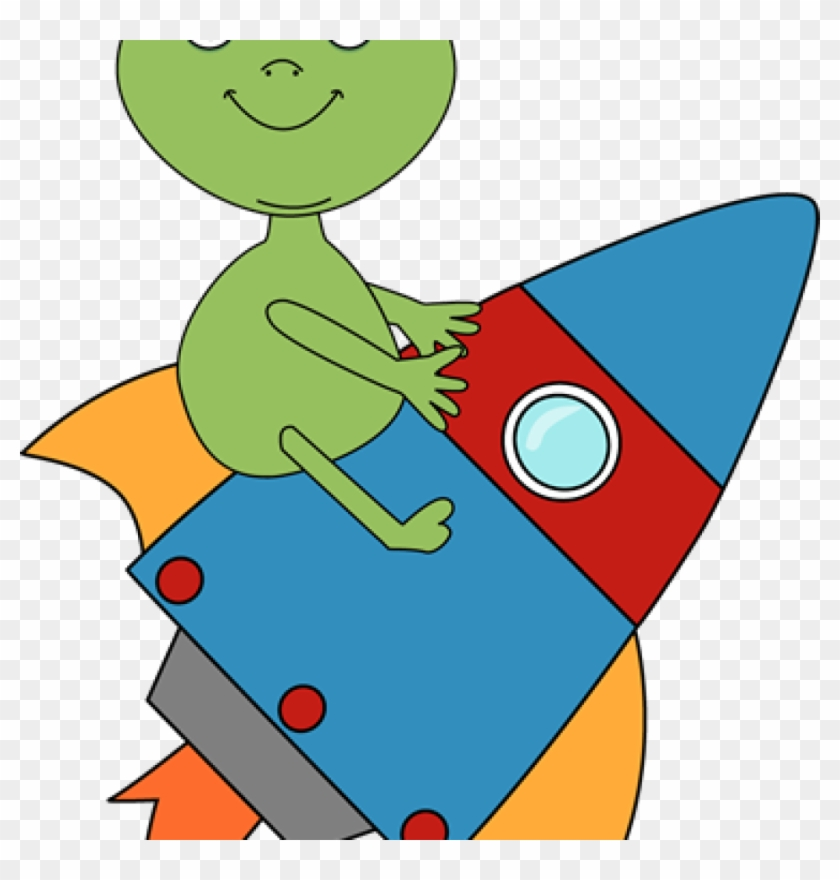 rocket clipart alien riding on a rocket clip art alien outer space rh clipartmax com outer space clip art prek outer space clip art border
