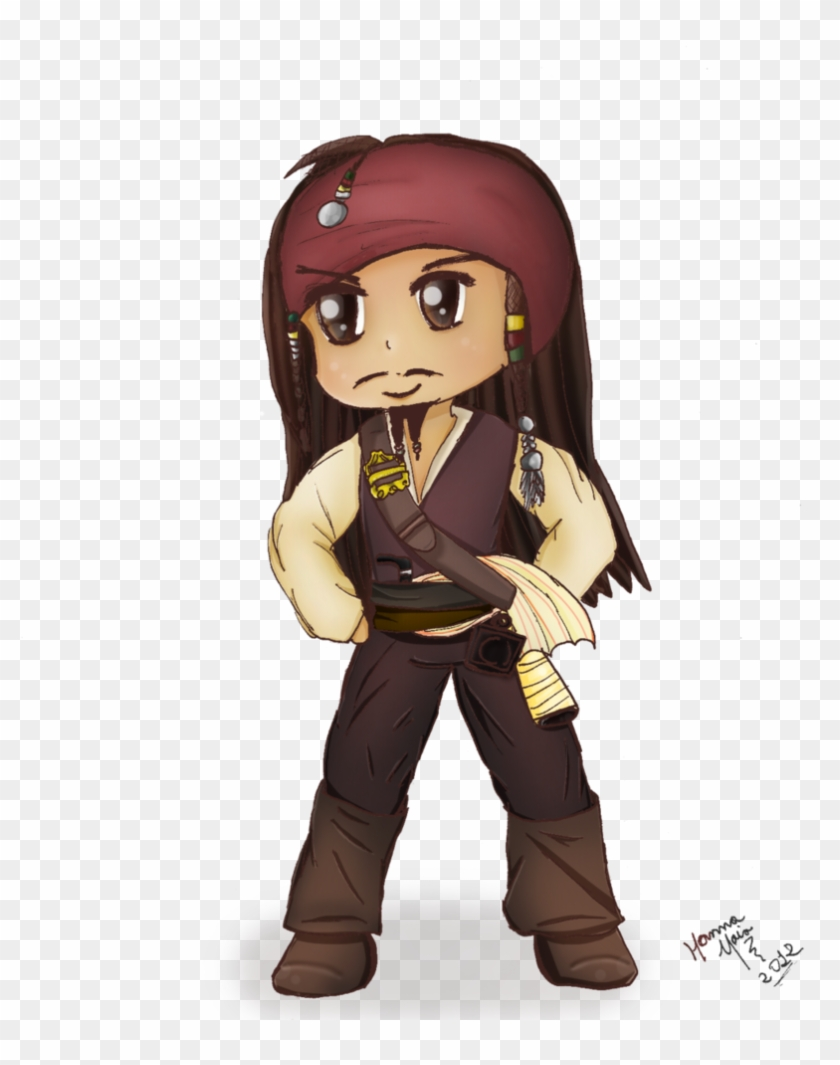 Cute Cartoon Pirates Download Cute Cartoon Pirates Jack Sparrow Anime Png Free Transparent Png Clipart Images Download
