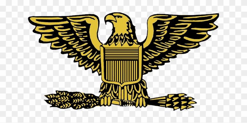 Colonel Gold - Air Force Colonel Insignia #788288