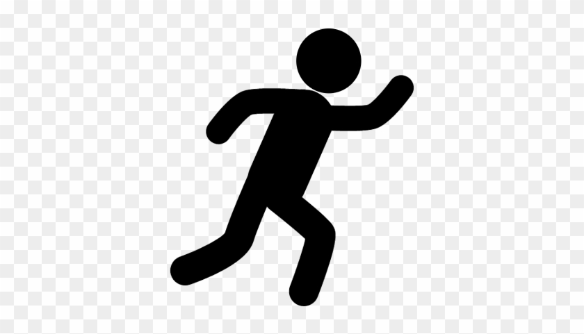 runner silhouette vector  human icon run png  free
