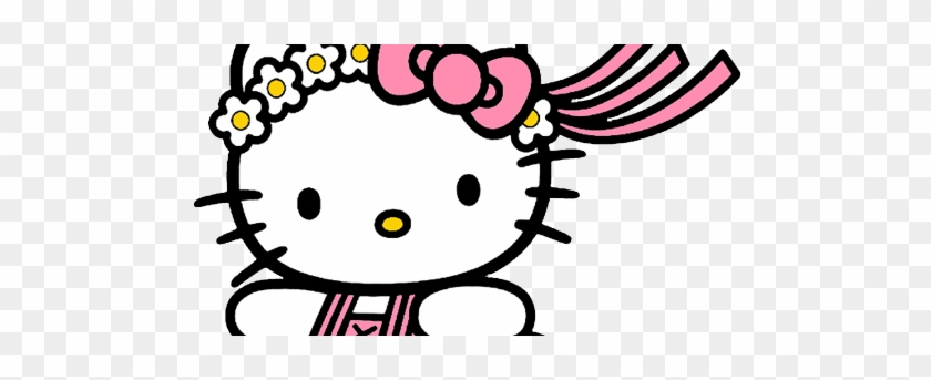 Hello Kitty Coloring Pages #790958