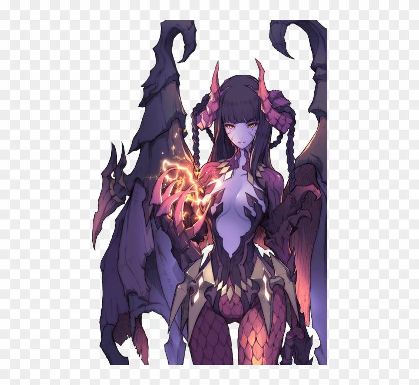 Devil, Succubus - Girl Anime Characters Demon #791128