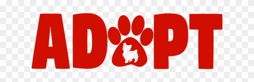 The Humane Society Of The United States Estimates That - Cute Pets Paw Cat Dog Adopt Red Wall Tapestry #792014