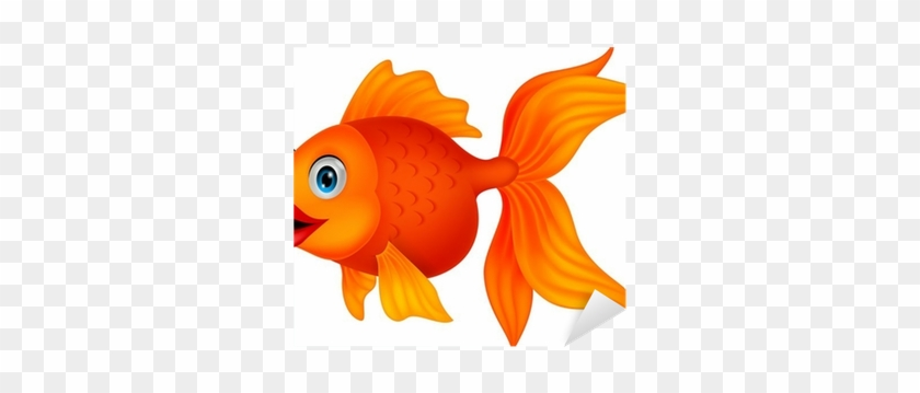 Gold Fish Cartoon #793662