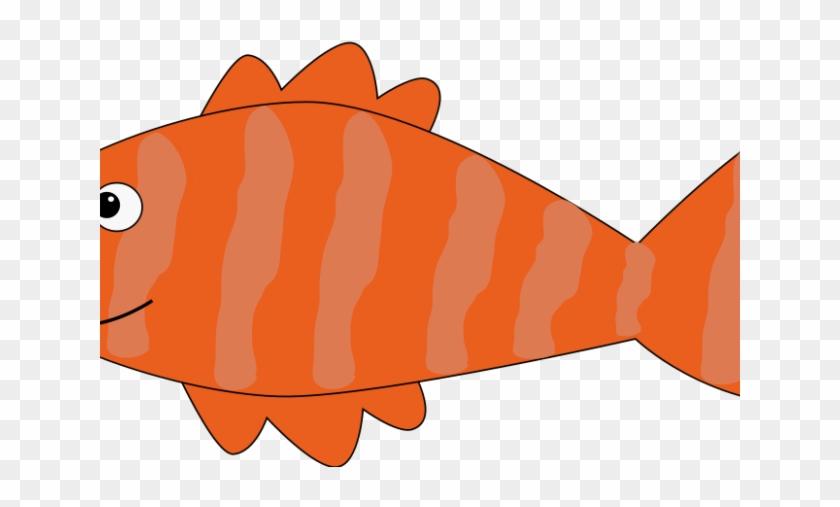 Salmon Clipart Tiny Fish - Cartoon Fish #793758