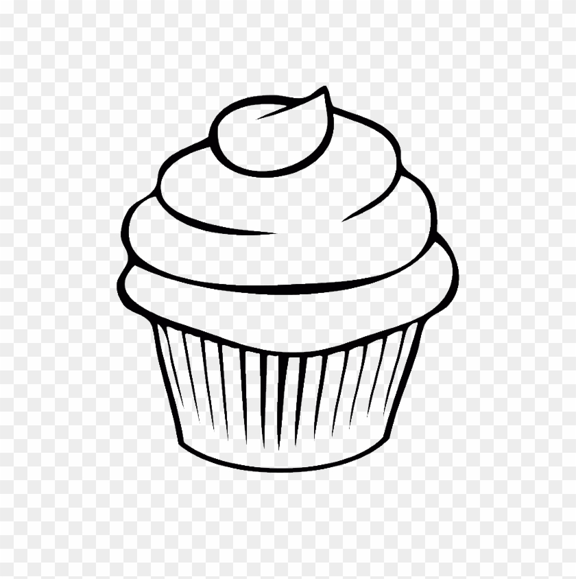 Pretty Cupcake Coloring Pages Coloring Pages For Girls Free