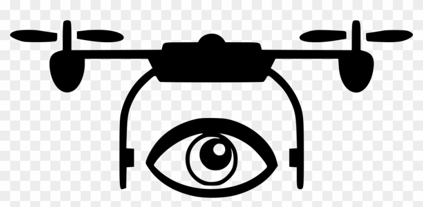 Spy Drone Svg Png Icon Free Download - Drone Clip Art Png #794170