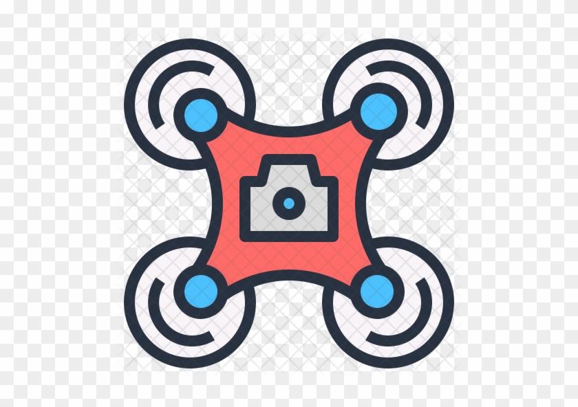 Drone Icon - Icon #794193