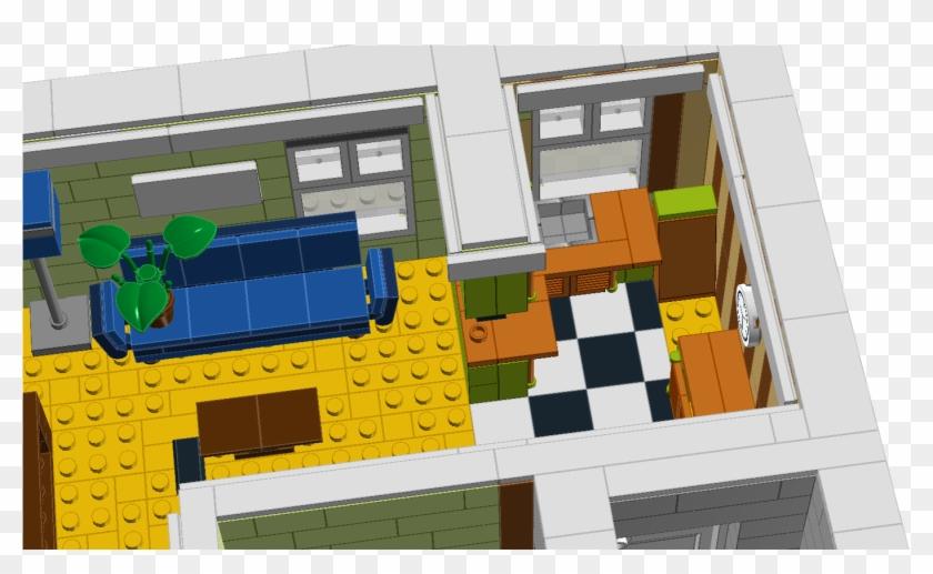 1 / - Floor Plan #794515