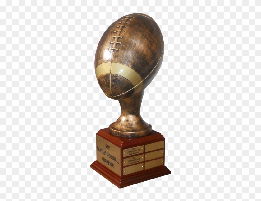 Javascript - Perpetual Fantasy Football Trophy #795372