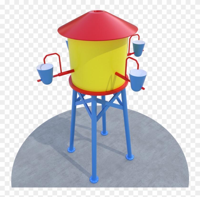 Splash Pads Usa, Inc - Folding Chair #796094