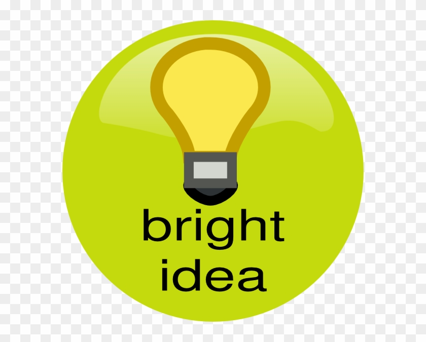 Brightidea Clip Art At Clker - Clip Art Bright Idea #796949