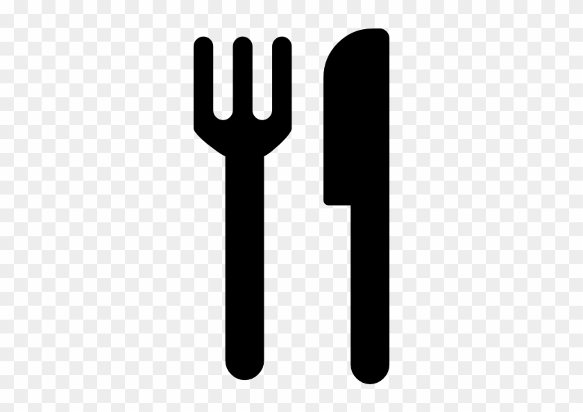 Fork Spoon Knife Vector And Icon, Eps10 Stock Vector - Fork And Knife Icon Vector #796963