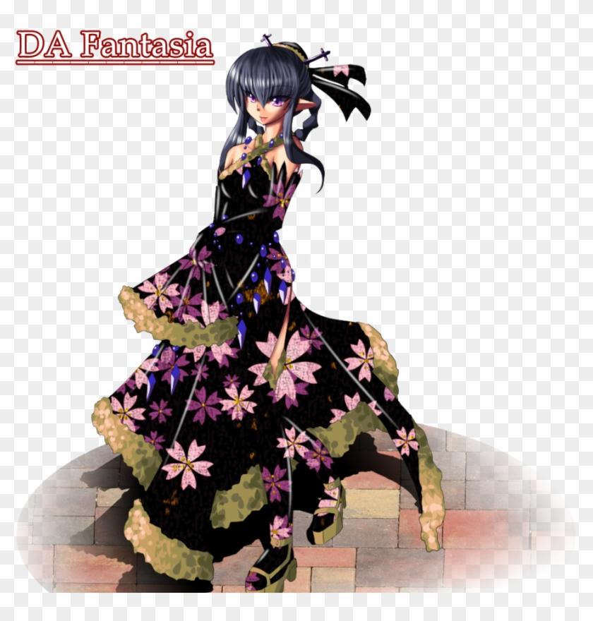 Anime Ball Gown Design Fashion Dresses Ball Gown Free