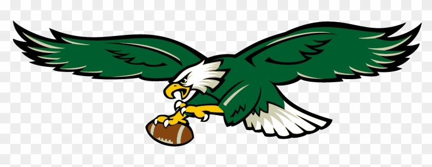 Kelly Green Yellow Beaklegs Philadelphia Eagles Full Logo Free