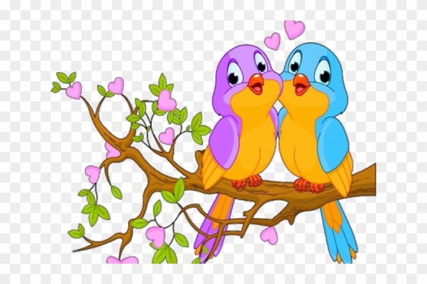 Love Birds Clipart Cartoon - Whatsapp Profiles Photo Download #799784