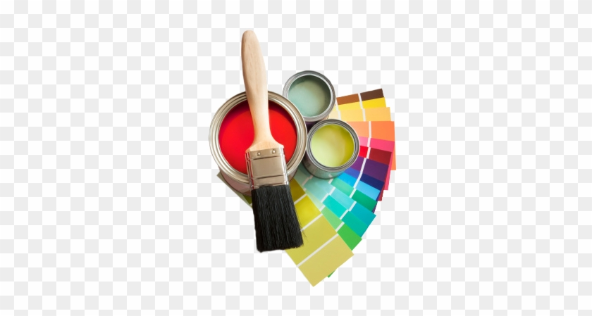 Painting Supplies - House Painting Brush - Free Transparent