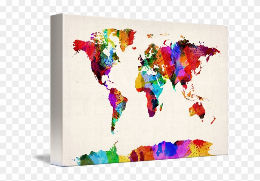 Share On Tumblr World Map Free Transparent Png Clipart Images