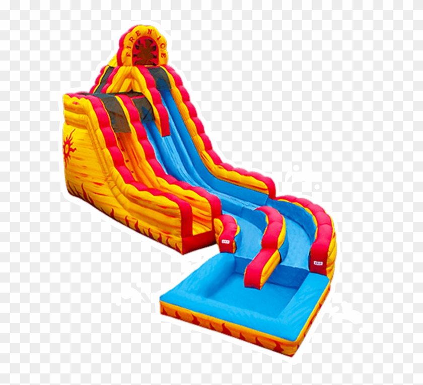 Book Now - Water Bounce House Slide #801098
