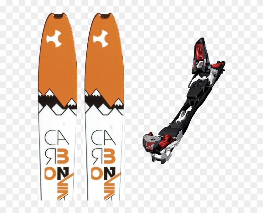 Ski Trab Altavia Carbon 2018 Marker F12 Tour Blk/red/whi - G3 Boundary 100 2016 Size 178 #801381