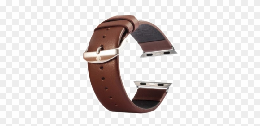 Apple Watch 38mm Coque Housse Cuir Pu Texture Peau #801606
