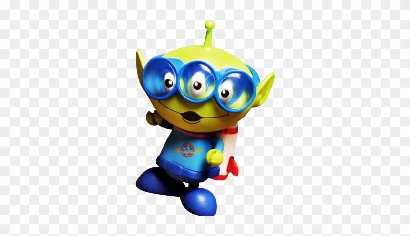 Spaceman Alien Cosbaby 3 Figure Series - Toy Story - Spaceman Alien Cosbaby 3 Figure Series #802034