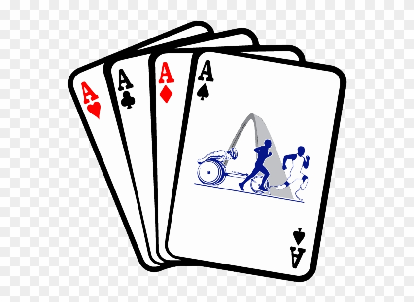 Poker Clipart Charity - Poker Card Vector Png #802520