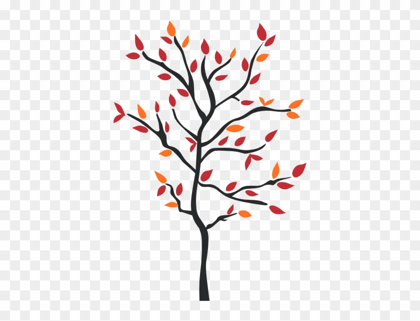 Beautiful Tree Wall Decal Trees With Branches Drawings Free Transparent Png Clipart Images Download