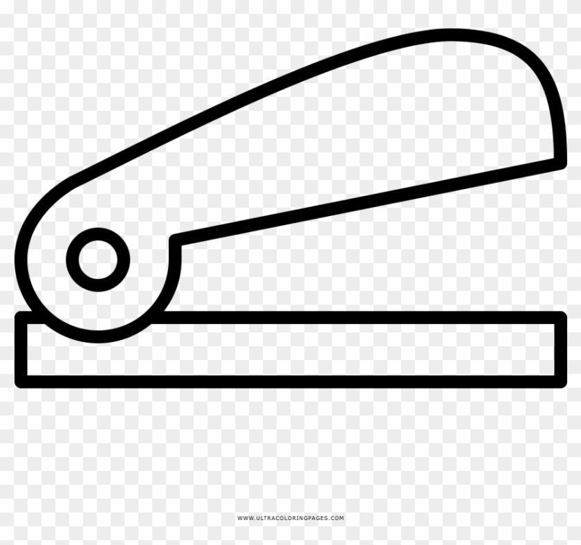 Stapler Coloring Sheet Stapler Coloring Page Ul On - Stapler Coloring Pages #803157