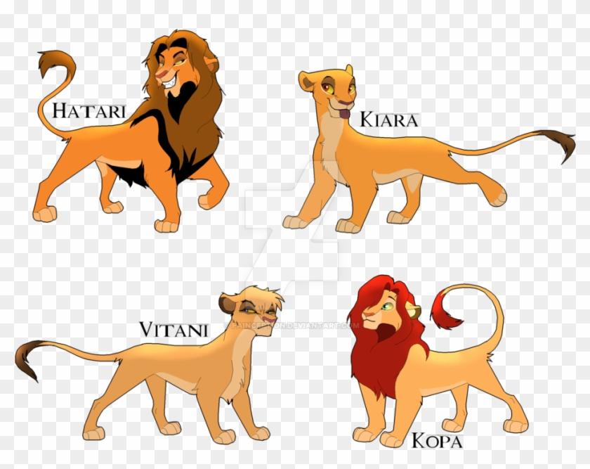 Tlk Headcanon Theory - Simba And Nala Siblings - Free Transparent