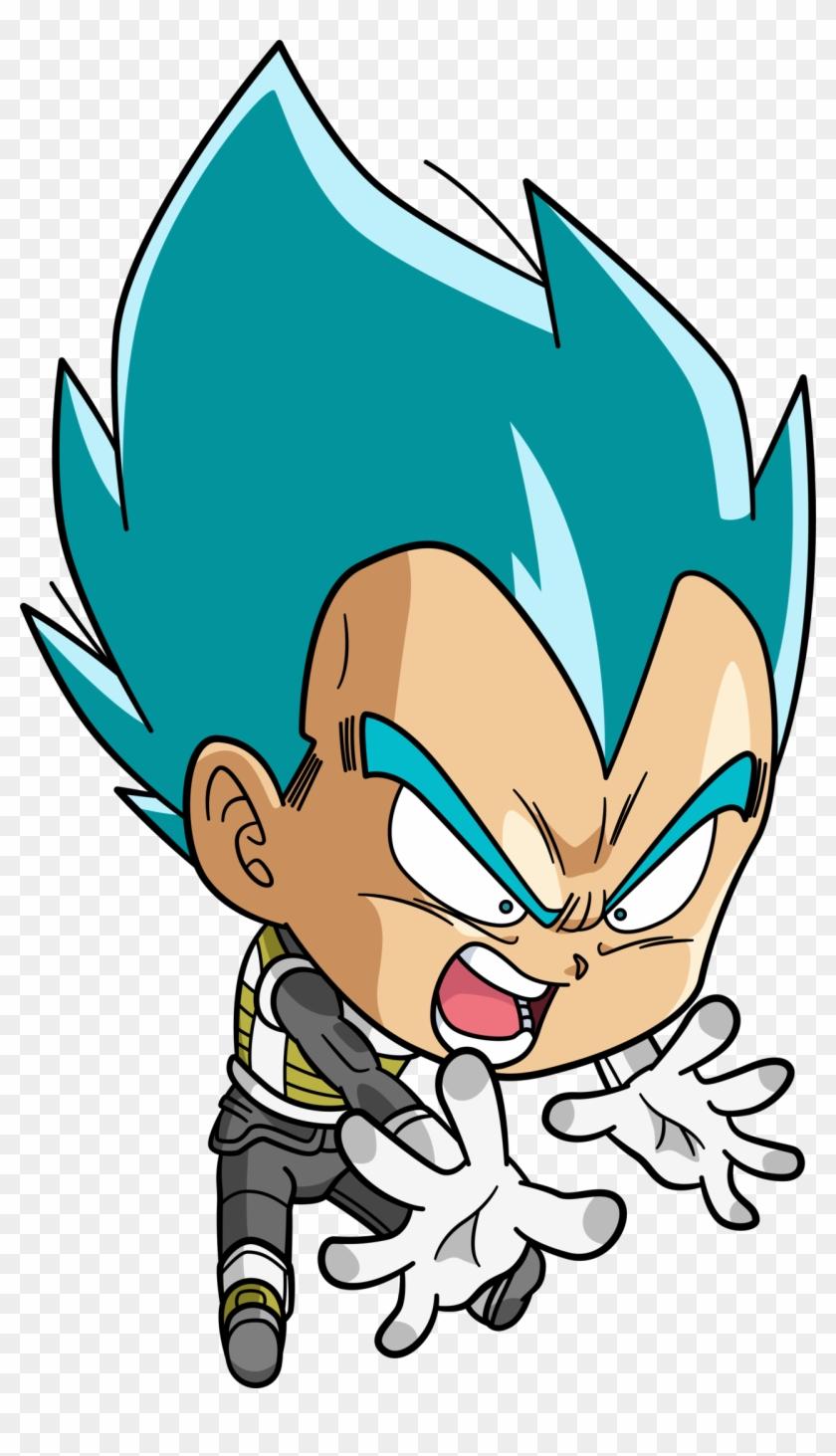 Art In World Dragon Ball Z Vegeta Super Saiyan