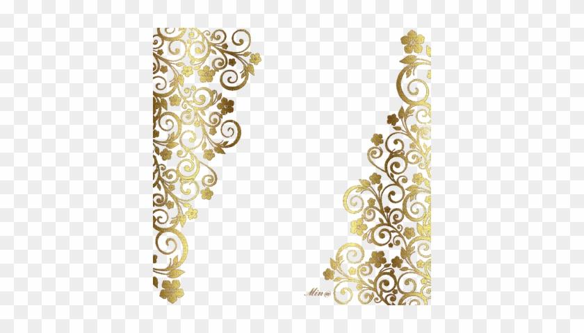 vintage floral frame vector png deco png floral gold gold floral pattern png free transparent png clipart images download vintage floral frame vector png deco