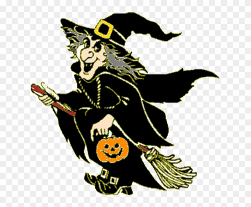 Http - //www - Wesleylowe - Com/halloween/witch2 - Witches Halloween #807005