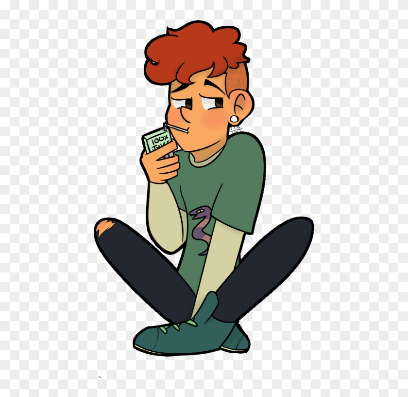 Local Sad Boy Drinks Some Juice By Theinsanebeauty Sad Boy Cartoon Png Free Transparent Png Clipart Images Download