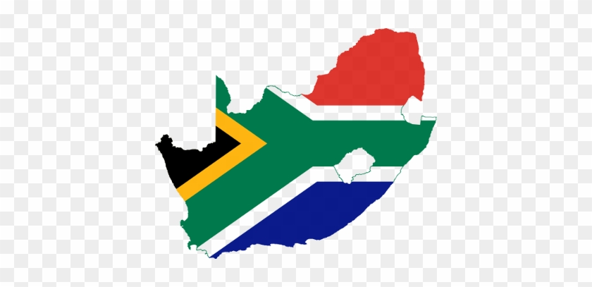 Comprehensive List Of Rehabilitation Services In South - South Africa Flag Map #809362