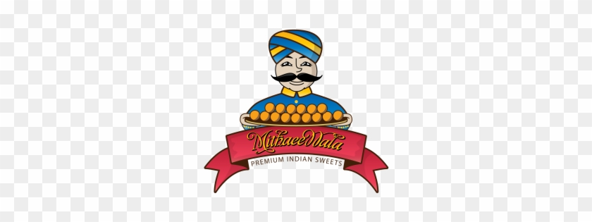 Logo Designs Inspired By Indian Themes - Sweet Shop Logo Png #809545