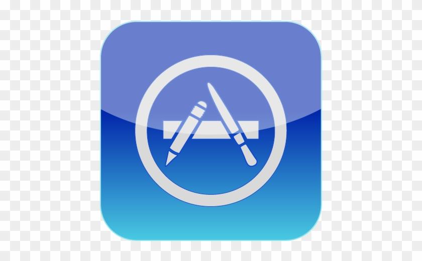Apple App Store - App Store Apple Icon #810348