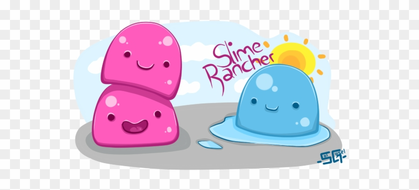 Puddle Slime Rancher By Rms Olympic On Deviantart - Slime Rancher