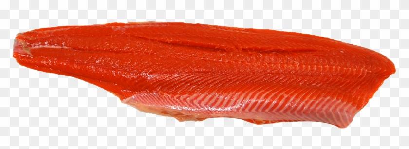 Wild Sockeye Salmon Fillet Seafood Fish Al - Farmed Salmon Meat #811539