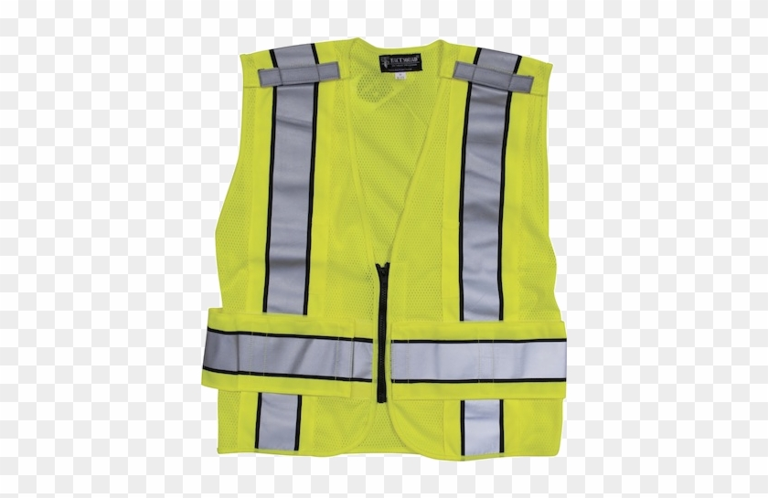 Public Safety Vest - Sheriff Explorer Reflective Vest #811878