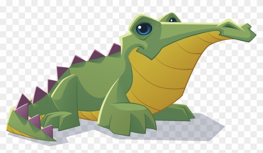 Renovated Art Croc - Animal Jam Play Wild Crocodiles #812057