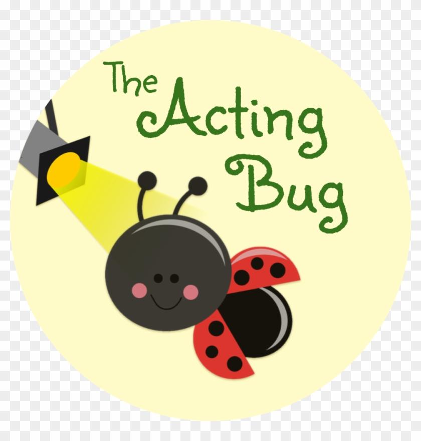 Acting Bug - Ladybug Clipart #812065