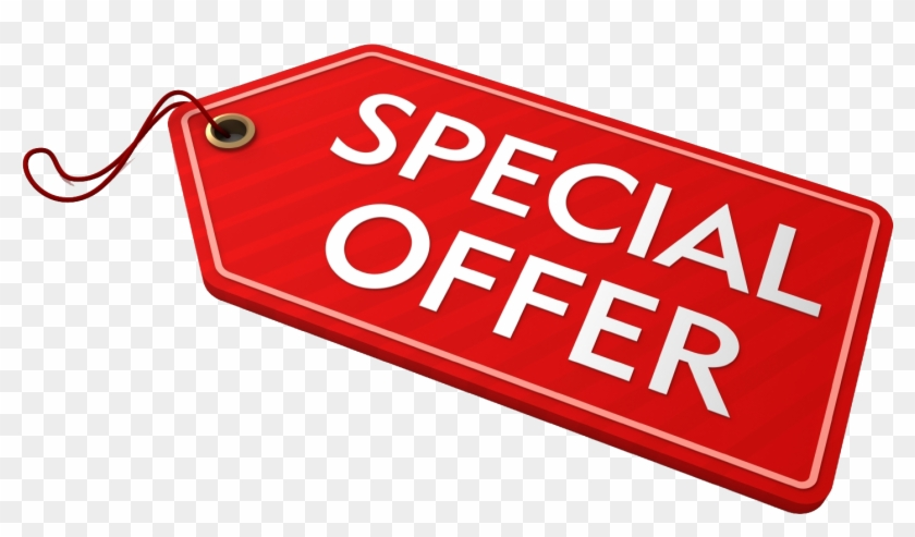 Special Offer Price Tag 1 - Special Offer Png #812196