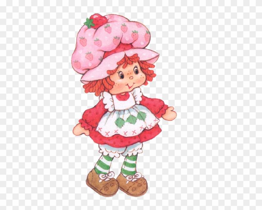 Strawberry Shortcake Old Characters Clipart Strawberry Shortcake Through The Years Free Transparent Png Clipart Images Download
