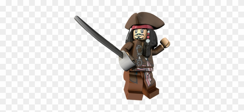 Lego Jack Sparrow Coloring Pages - Captain Jack Sparrow Lego - Free ...