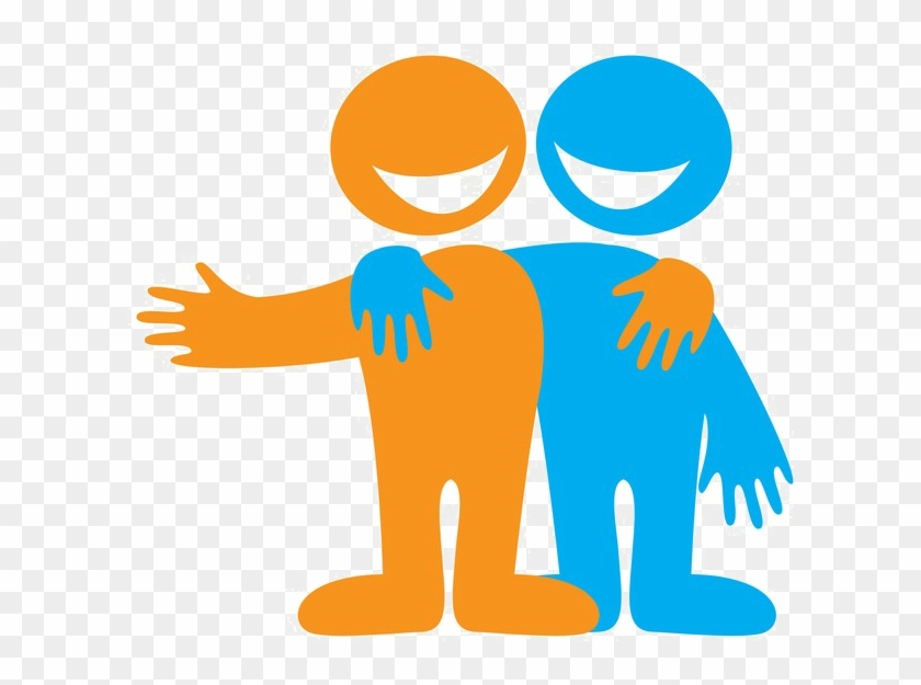 Friendship Png Photo - Refer A Friend Icon - Free