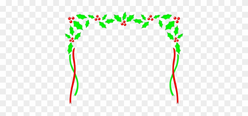free clipart christmas frames and borders
