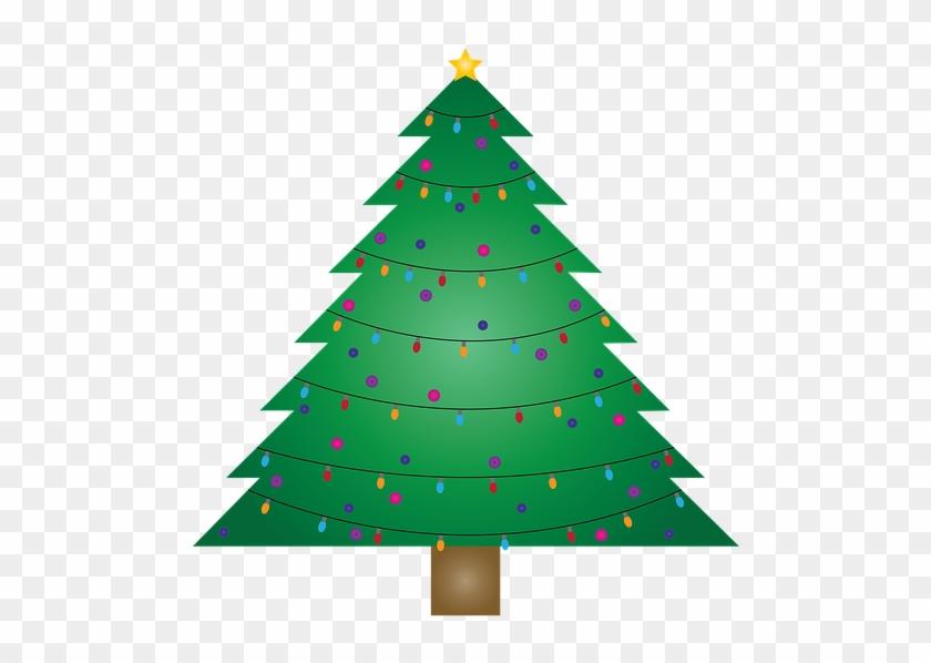 Christmas Tree Christmas December Holiday - Christmas Tree #147135