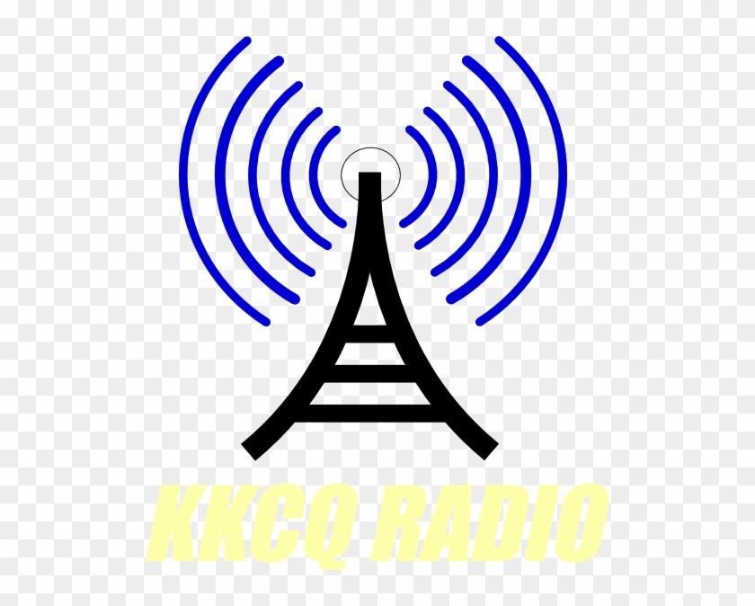 Kkcq Radio Logo Clip Art - Radio Waves #147174