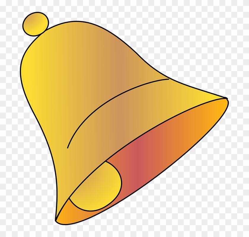 Bell Clipart Transparent - Christmas Bells Clip Art #147262